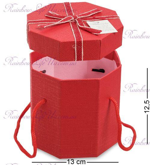 """Коробка подарочная """"Восьмигранник"""""""