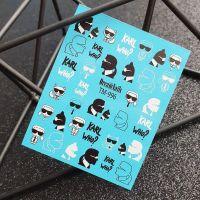 Слайдер-дизайн  TM - 996 Dream Nails (водные наклейки)