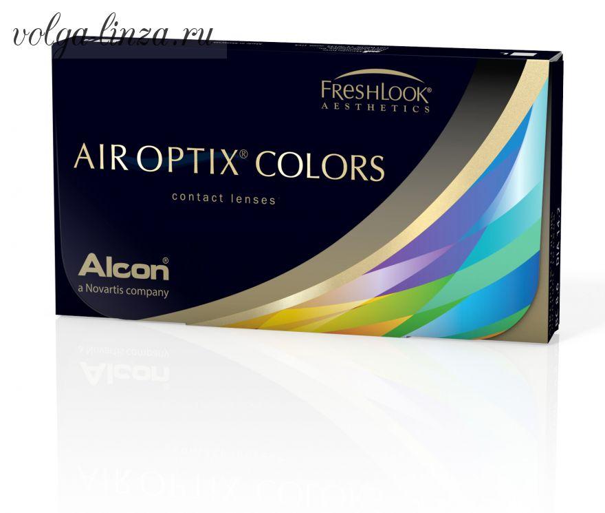 Air Optix Colors-цветные Распродажа!