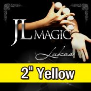 "Умножающиеся шары JL Lukas Balls 2"" by JL (желтые, 3 Balls and Shell)"