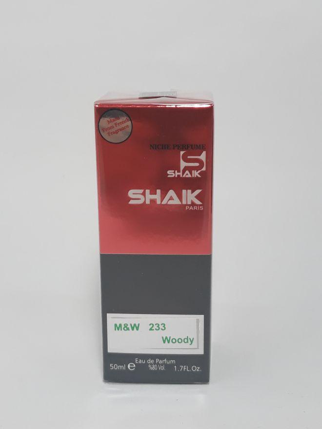 "SHAIK MW 233 (""Woody"")"