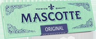 Сигаретная бумага MASCOTTE Original
