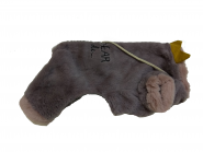 Little Bear Комбинезон для мелких пород (плюш) M