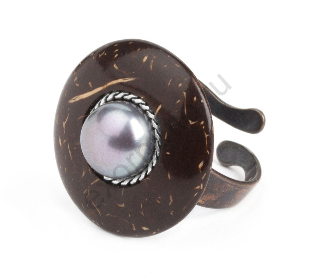 Кольцо Nature Bijoux 19-23522. Коллекция Khatam Tamako