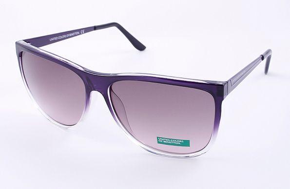United Colors of Benetton (Бенеттон) Солнцезащитные очки BE 815 R2