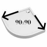 Душевая кабина 90х90