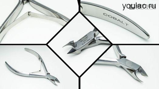 Кусачки CN-08(2)-T(6mm)-LJ Cobalt(Double spring), Metzger