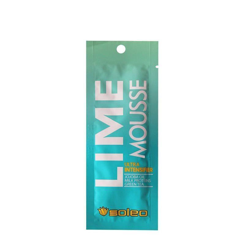 "крем для солярия ""SOLEO"" Lime mousse 15ml"