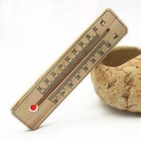 Универсальный бамбуковый термометр (1)