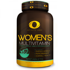 Infinite Labs Multivitamins WOMEN'S 120 таб