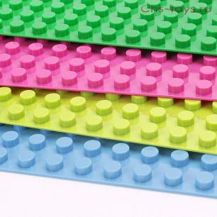 Строительная пластина для конструкторов 25,5*25,5