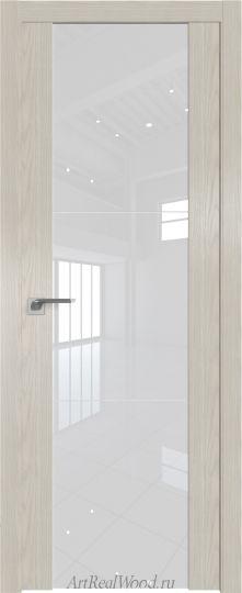 Модель 22N (стекло Lacobel 4мм: черный лак, белый лак, коричневый лак, перламутровый лак, серебро матлак, зеркало)