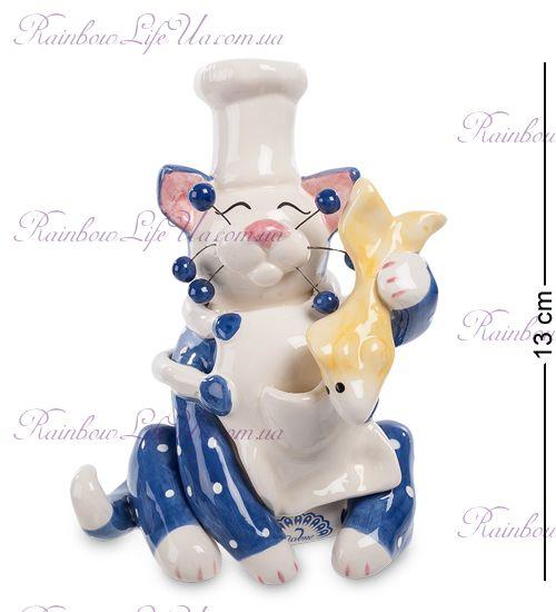 "Фигурка кот Шеф - повар ""Pavone"""