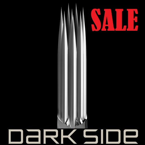 SALE Dark Side Round Shader 0.35 Long Taper