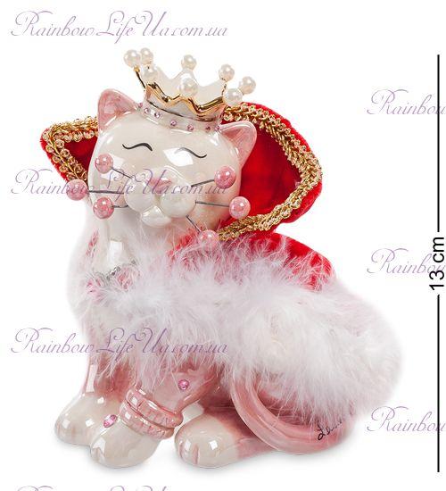 """Фигурка кот Король """"Pavone"""""""
