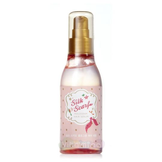 Etude House Сыворотка для волос Silk Scarf Hair Hologram Hair Serum, 120 мл
