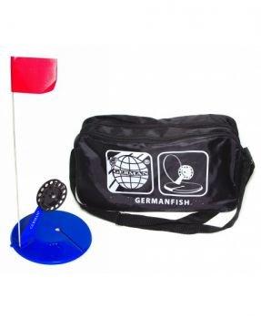 Жерлица в сумке German неоснащенная большая (10 шт) сумка черная