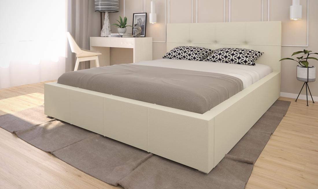 Кровать с подъемным механизмом МИЛОС