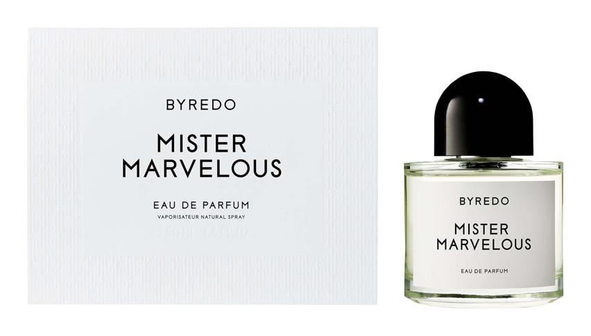 """Byredo """"Mister Marvelous"""" (унисекс) 100 мл - подарочная упаковка"""