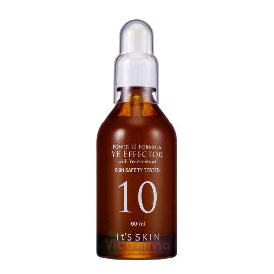 It's Skin Концентрированная сыворотка с экстрактом дрожжей Power 10 Formula YE Effector, 30 мл