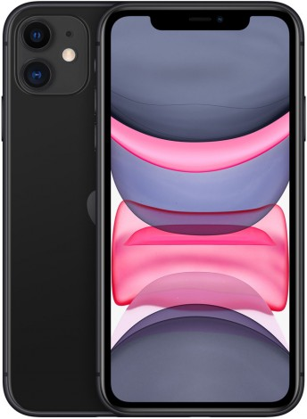 Apple iPhone 11 128GB (Black) (MHDH3LL/A)