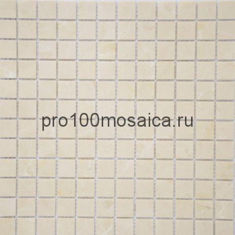Мозаика Pietrine - Santa Anna полированная 29,8x29,8х0,4 см (чип 23х48х4 мм)