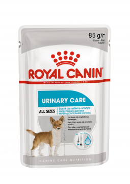 Роял канин Уринари Кэа паштет д/собак пауч (Urinary Loaf) 85г.