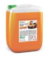Шампунь для бесконтактной мойки автомобилей Grass Active Foam Prime (20кг) цена, купить в Челябинске/Автохимия и автокосметика