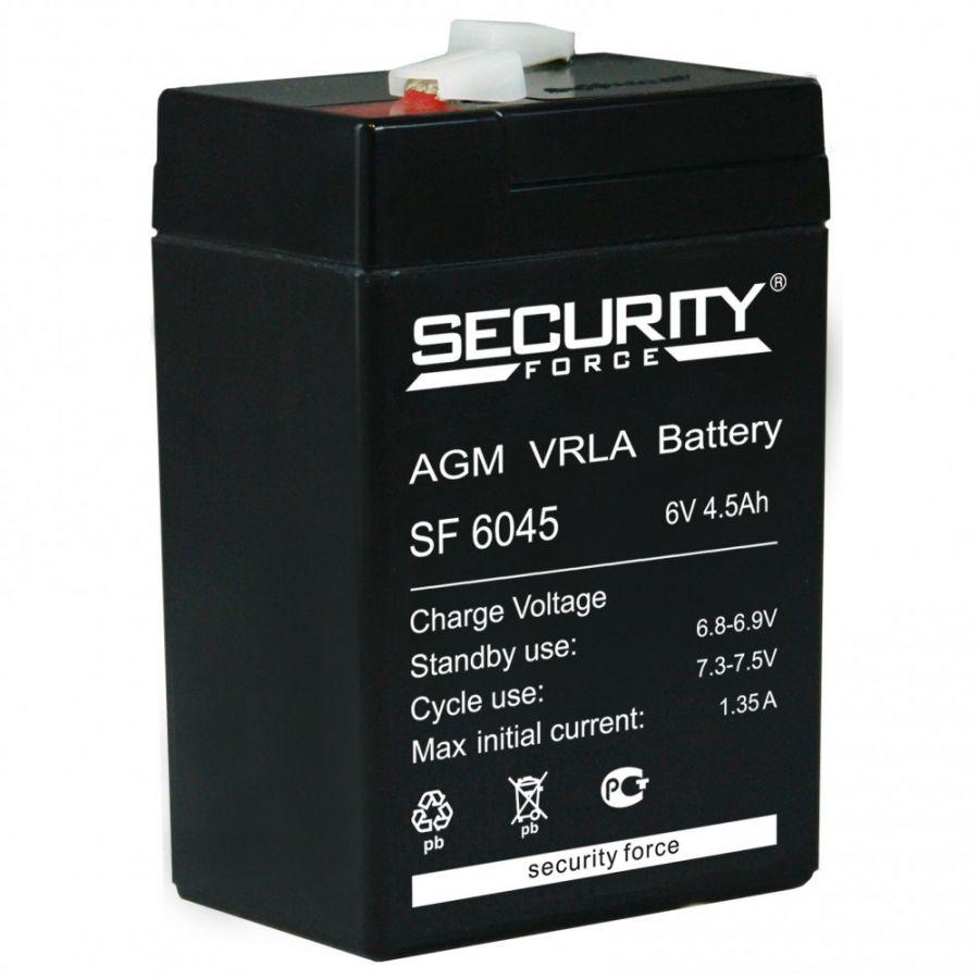 Аккумулятор для детского электромобиля 6V 4,5Ah
