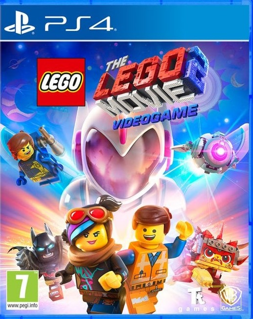 The LEGO Movie 2 Videogame Ps4 Ps4