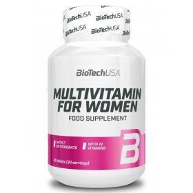 Multivitamin for women от Biotech USA 60 таб