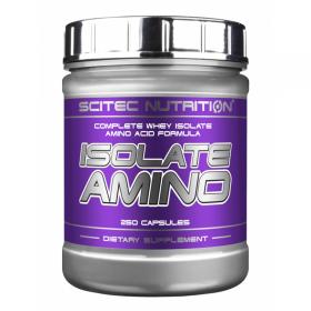 Isolate Amino от Scitec Nutrition 250 кап