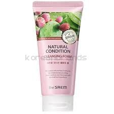 the SAEM Natural Condition Cleansing Foam (Moisture) 150 мл