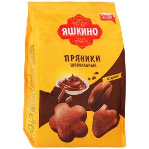 Пряники Яшкино Шоколадные 350гр.