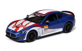Машина игрушка металл 2016 Maserati GranTurismo MC Stradale 1:40