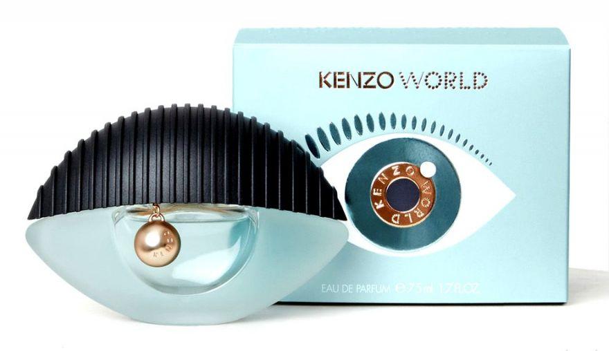 Парфюмерная вода Kenzo World 75 мл