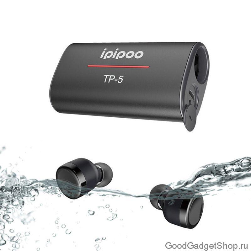 Беспроводные наушники Ipipoo TP-5