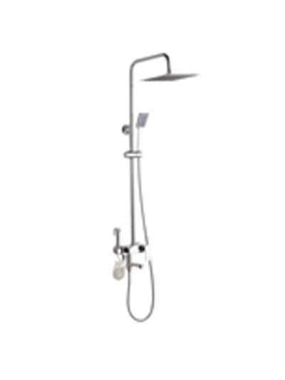 Смес ванна 40мм FRAP 2419 душевой гарнитур+гигиенич лейка