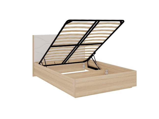 Зара Кровать Люкс с подъёмным механизмом (от 1400 до 1600)