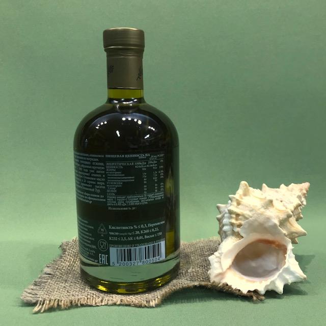 Vassilakis Estate оливковое масло первый отжим 500 мл