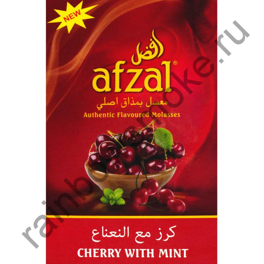 Afzal 1 кг - Cherry with Mint (Вишня с Мятой)