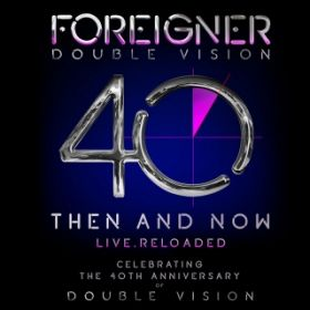 "FOREIGNER ""Double Vision: Then And Now"" [CD/DVD-DIGI]"