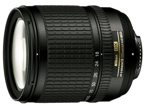 Nikon 18-135mm f/3.5-5.6G IF-ED AF-S DX Zoom-Nikkor