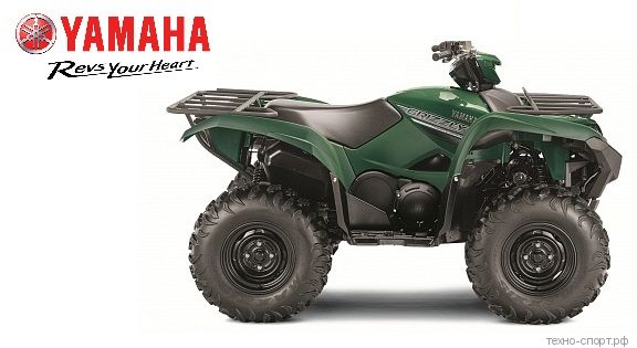 Квадроцикл Yamaha Grizzly 700 2020 (зеленый)