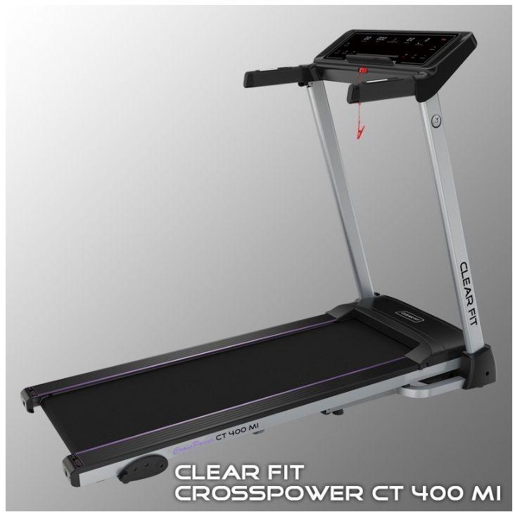 Clear Fit CrossPower CT 400 MI