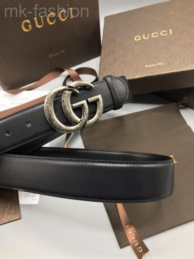 Gucci Ремень черный
