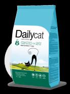 Dailycat ADULT Indoor Chicken & Rice для взрослых кошек, живущих в доме, с курицей и рисом (0,4кг)
