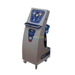 SL-025М Установка для промывки инжекторов, два контура (бензин/дизель)