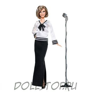 Портретная кукла Барби Барбара Стрейзанд - Barbra Streisand Doll
