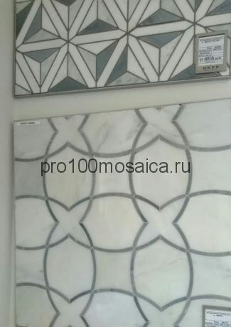 AMINA. Мозаика серия Water Jet, размер, мм: 320,1*320,1*10 (ORRO Mosaic)